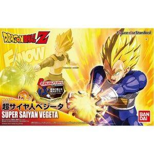 Dragon Ball Z Super Saiyan Vegeta Model Kit